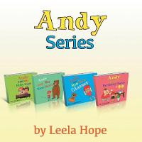 Andy's Red Hair Series Four-Book Collection (Paperback)