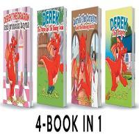 Derek The Dragon Series: Books 1-4 (Paperback)