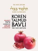 Koren Talmud Bavli, Berkahot Volume 1b, Daf 17b-34b, Noe Color Pb, H/E (Paperback)
