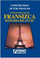 French Phrase Book For Turkish Speakers (Paperback)