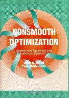 Nonsmooth Optimization: Analysis And Algorithms With Applications To Optimal Control (Hardback)