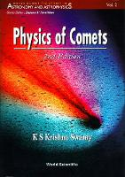 Physics Of Comets (2nd Edition) - World Scientific Series In Astronomy And Astrophysics 2 (Hardback)