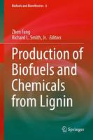 Production of Biofuels and Chemicals from Lignin - Biofuels and Biorefineries 6 (Hardback)