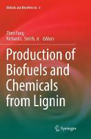 Production of Biofuels and Chemicals from Lignin - Biofuels and Biorefineries 6 (Paperback)