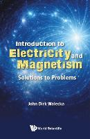 Introduction To Electricity And Magnetism: Solutions To Problems (Paperback)