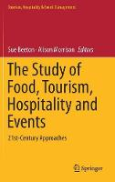 The Study of Food, Tourism, Hospitality and Events