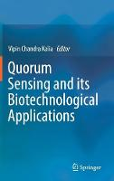 Quorum Sensing and its Biotechnological Applications (Hardback)