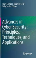 Advances in Cyber Security: Principles, Techniques, and Applications (Hardback)