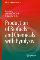 Production of Biofuels and Chemicals with Pyrolysis - Biofuels and Biorefineries 10 (Hardback)