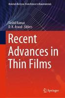 Recent Advances in Thin Films - Materials Horizons: From Nature to Nanomaterials (Hardback)