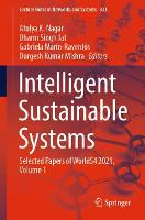 Intelligent Sustainable Systems: Selected Papers of WorldS4 2021, Volume 1 - Lecture Notes in Networks and Systems 333 (Paperback)