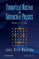 Theoretical Nuclear And Subnuclear Physics (Hardback)