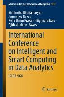 International Conference on Intelligent and Smart Computing in Data Analytics: ISCDA 2020 - Advances in Intelligent Systems and Computing 1312 (Paperback)