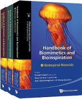Handbook Of Biomimetics And Bioinspiration: Biologically-driven Engineering Of Materials, Processes, Devices, And Systems (In 3 Volumes) - World Scientific Series in Nanoscience and Nanotechnology 9 (Hardback)