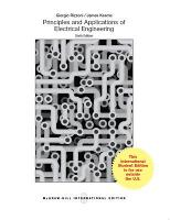 PRINCIPLES N APPLICATIONS OF ELECT ENGG (Paperback)