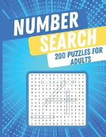 Number Search Puzzles for Adults