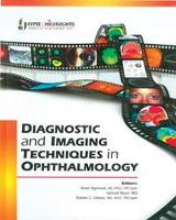 Diagnostic and Imaging Techniques in Ophthalmology (Hardback)