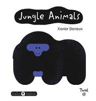 Jungle Animals - Baby Basics (Board book)