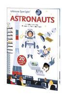 Ultimate Spotlight: Astronauts (Hardback)