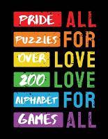 Pride Puzzles: Over 200 Alphabet Games (Paperback)