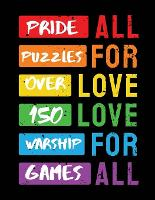 Pride Puzzles: Over 150 Warships Games - Ballads & Bards Pride Collection (Paperback)