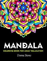 Mandala Coloring Book For Adult Relaxation: Beautiful Mandalas for Stress Relief and Relaxation (Paperback)