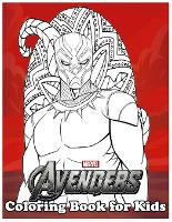 The Avengers Coloring Book for Kids