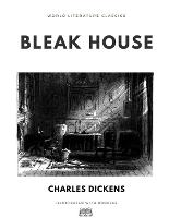 Bleak House / Charles Dickens / World Literature Classics / Illustrated with doodles