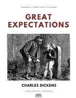 Great Expectations / Charles Dickens / World Literature Classics / Illustrated with doodles