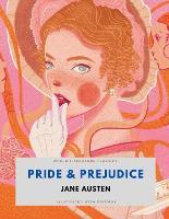 Pride & Prejudice / Jane Austen / World Literature Classics / Illustrated with doodles