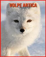 Volpe Artica: Immagini bellissime e fatti interessanti Libro per bambini sui Volpe Artica (Paperback)