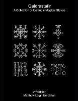 Galdrastafir: A Collection of Icelandic Magical Staves (Paperback)