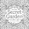 Secret Garden: An Inky Treasure Hunt and Colouring Book (Paperback)