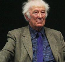Seamus Heaney, 1939 - 2013