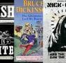 Six musicians who have written novels