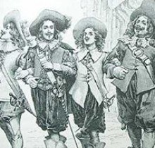 Our fantasy Three Musketeers cast