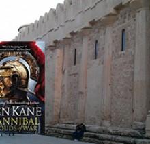 A journey through the Clouds of War - Ben Kane