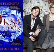 Children's Book of the Month -  Oksa Pollock: the Last Hope