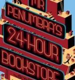 Book Club - Mr Penumbra's 24-Hour Bookstore