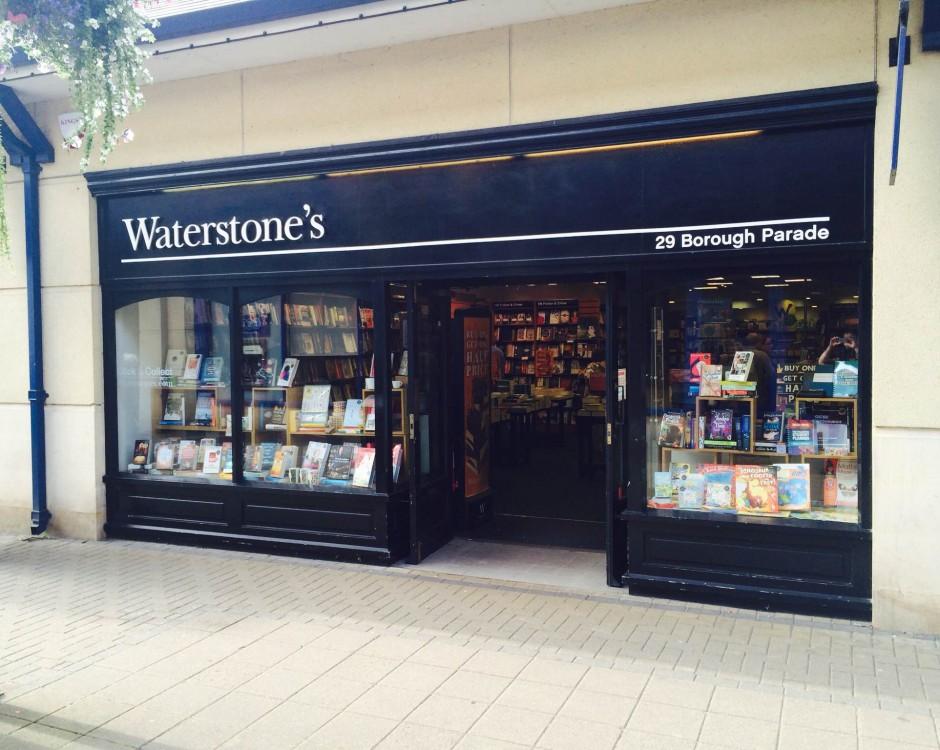 Bookshop in Sunderland Waterstones