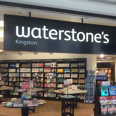 Bookshop In Kingston Upon Thames Waterstones