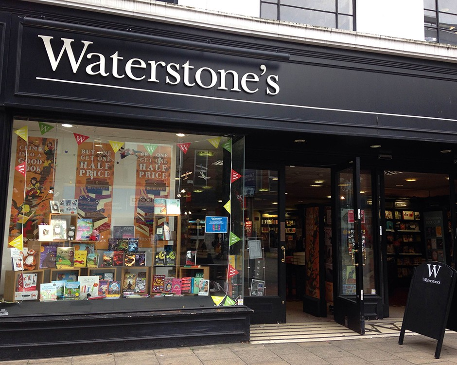 Bookshop In Ilford Waterstones