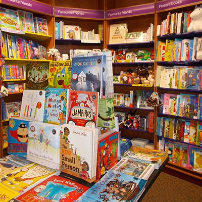 Bookshop in Colchester - High Street | Waterstones