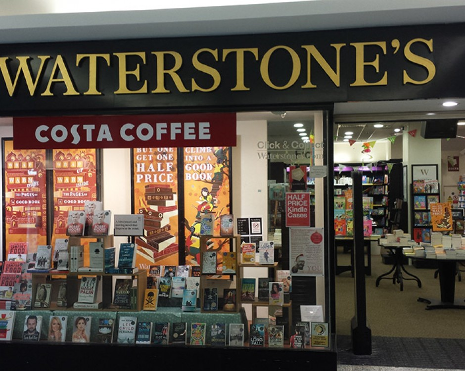 Image result for waterstones romford