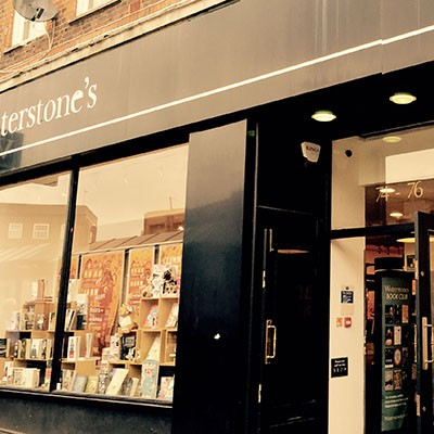 Bookshop In Haywards Heath Waterstones