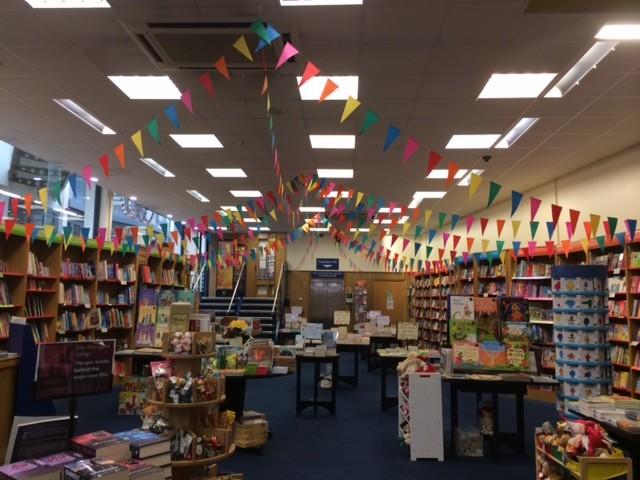 Bookshop In Worcester Waterstones