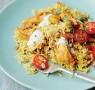 Recipe:steamed yoghurt chickenand cumin rice