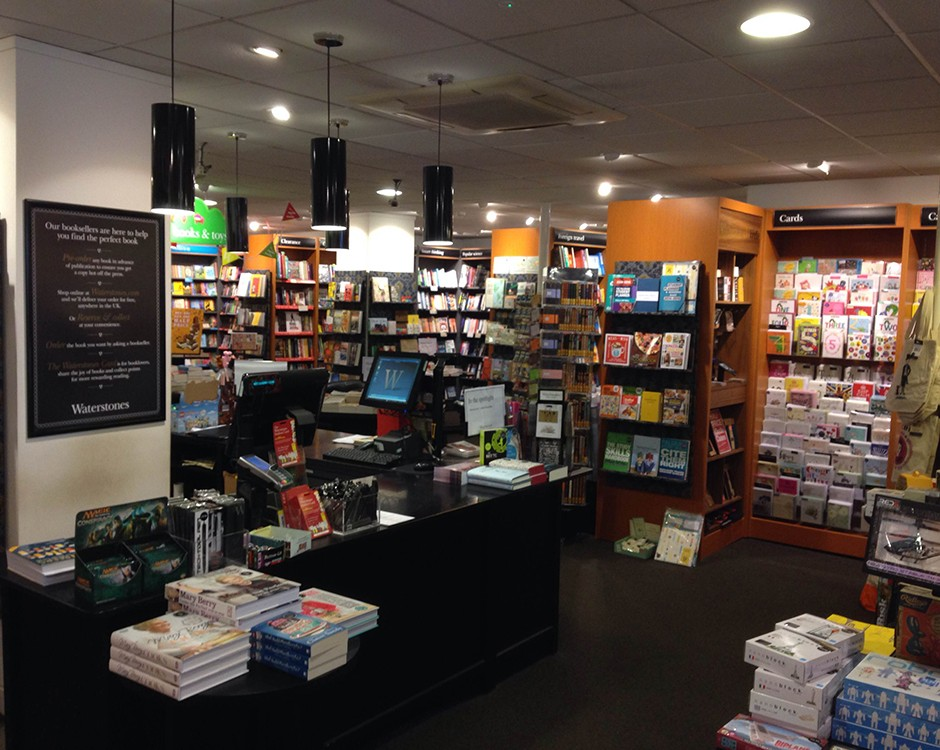 Bookshop in King's Lynn   Waterstones