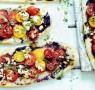 Recipe: Tomato, feta and tapenade 'focaccia'
