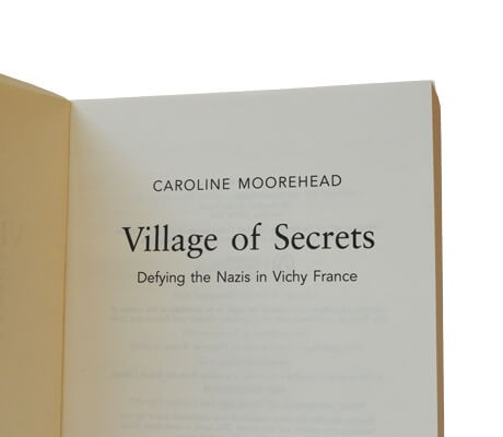Village of Secrets: Defying the Nazis in Vichy France (Paperback)